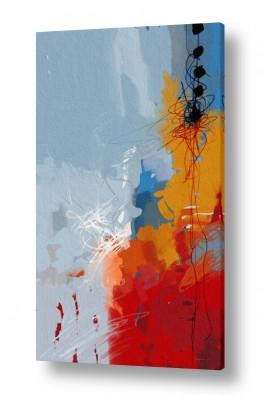 ציורים אמנות דיגיטלית | מופשט 202
