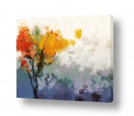 ציורים אמנות דיגיטלית | עץ של תקווה