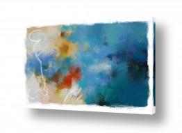 ציורים עיצוב מודרני | מופשט 204