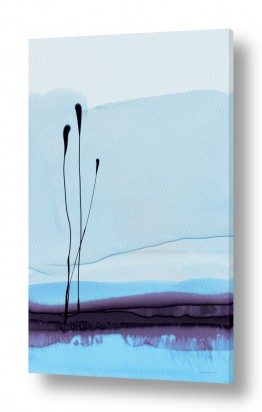 ציורים ציור | מרחבים של בוקר