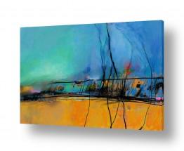 ציורים אמנות דיגיטלית | מופשט 124