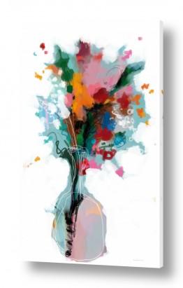 צמחים פרחים | יום הולדת שמח