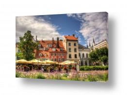 צילומים עירוני | כיכר ציורי