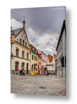 צילומים עירוני | רחוב ציורי