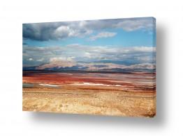 ימים ואגמים בישראל ים המלח | הרי ירדן