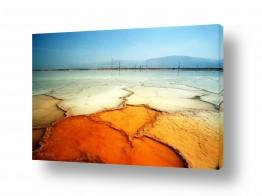 צילומים נוף | מינרלים בים המוות