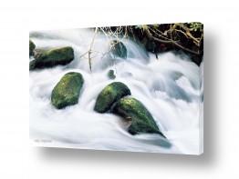 נושאים תמונות נופים נוף | עוצמת המים