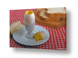 אוכל ביצים | ביצה רכה