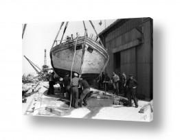 כלי שייט אוניה | תל אביב 1937 אוניה במבדוק