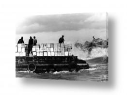 פירות הדר תפוז | תל אביב 1937 - סירת משא