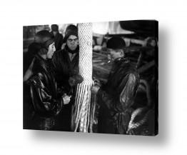 תמונות לפי נושאים חבל   תל אביב 1937 - חבל לאוניה