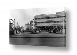 תמונות לפי נושאים כיכר | כיכר העיר - 1935