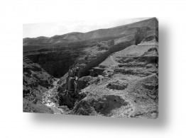 מדבר מדבר יהודה | מנזר מר סבא נובמבר 1943