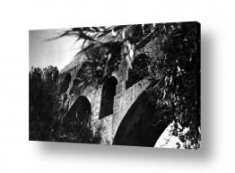 תמונות לפי נושאים קשת | יריחו 1945 - אמת המים