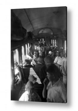 כלי רכב רכבות | רכבת העמק 1946