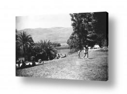 צילומים ארץ ישראל הישנה | עין חרוד 1947 - הסחנה