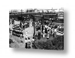 כלי רכב אופנועים | תל אביב 1939 מסדר צופים