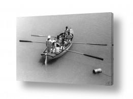 תמונות לפי נושאים משוטים | תל אביב 1939 סירה ושייטים