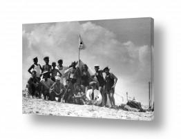 צילומים דוד לסלו סקלי | תל אביב 1939 קבוצת צופים