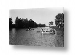 ערים בישראל תל אביב | תל אביב 1939 צופים בירקון