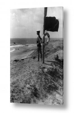 צילומים ארץ ישראל הישנה | תל אביב 1939 על המשמר