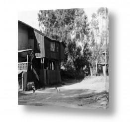 צילומים ארץ ישראל הישנה | ראשון לציון 1940 - בית