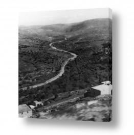 תמונות לפי נושאים הרי יהודה   הרי יהודה 1942 שיטפון