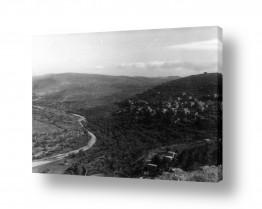 צילומים ארץ ישראל הישנה | הרי יהודה 1942 ליפתא