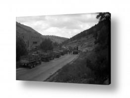 כלי רכב משאית | מבצע נחשון 1948