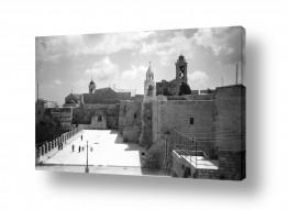 צילומים ארץ ישראל הישנה | כנסיית המולד בבית לחם