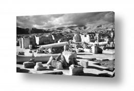 צילומים דוד לסלו סקלי | יריחו 1945 - חפירות
