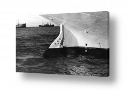 כלי שייט אוניה | תל אביב 1937 הגה אוניה