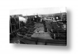 ישראל דגל ישראל | תל אביב 1937 טקס בנמל
