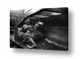 צילומים דוד לסלו סקלי | תל אביב 1937 בניית סירה