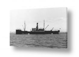 ישראל דגל ישראל | תל אביב 1937 אונית מטען