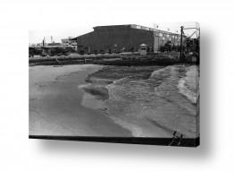כלי רכב משאית | תל אביב 1937 משאיות בנמל