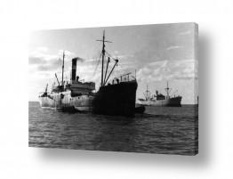 כלי שייט אוניה | תל אביב 1937 אוניות בנמל