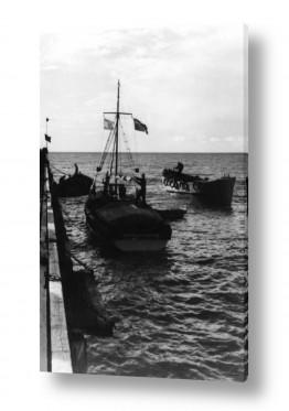 ישראל דגל ישראל | תל אביב 1937 סירות ודגל