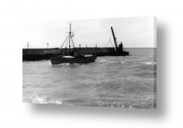 ישראל דגל ישראל | תל אביב 1937 סירה עם דגל