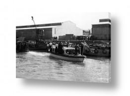 צילומים ארץ ישראל הישנה | תל אביב 1937 טקס בנמל
