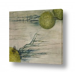 ציורים ליה מלחי | כדורספירה