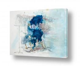ציורים ליה מלחי | albero blue