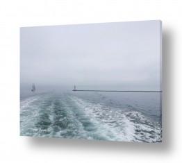 תמונות לפי נושאים מרחב | אל מרחבי הים