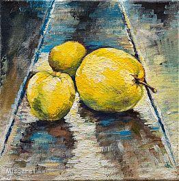 תפוחים צהובים