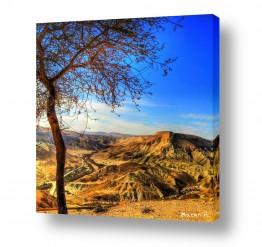 תמונות נופים נוף מדבר | ארץ המדבר