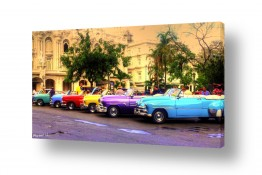 צילומים עירוני | מכוניות קובניות