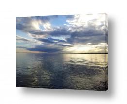 נוף מיים | שקיעה מקסיקנית