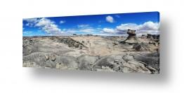 אסטרונומיה ירח | עמק הירח - ארגנטינה