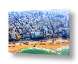צילומים עירוני | תל אביב מהאוויר 2