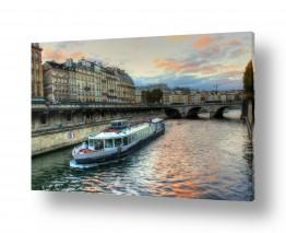 סירה בפריז